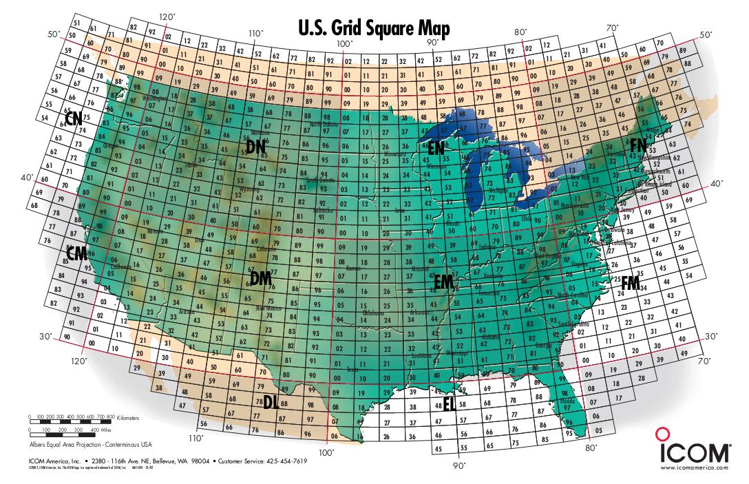 USGridSquare48states